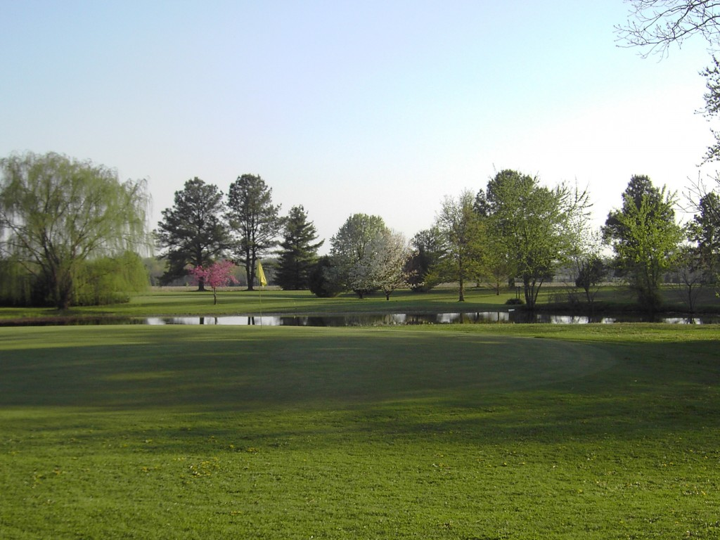 East Fork Golf Course, Olney IL.